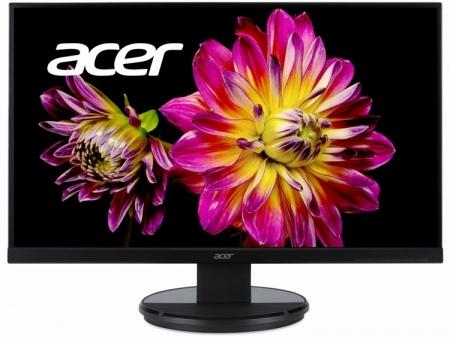 Новый безрамочный монитор Acer обладает контрастностью 3000:1