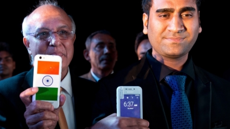 Индийский смартфон за $4 поступит в продажу на этой неделе