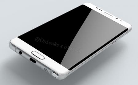 Подтверждено наличие сканера радужной оболочки глаза у фаблета Samsung Galaxy Note 7
