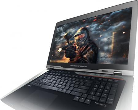 Система ASUS ROG GX800 станет самым мощным в мире игровым ноутбуком с жидкостным охлаждением