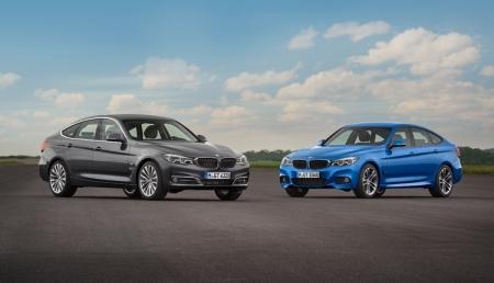 Автомобиль BMW 3 Series Gran Turismo получил новое поколение двигателей