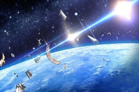 Российский объектив поможет в обнаружении космического мусора