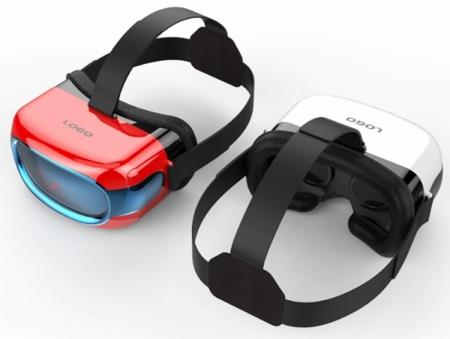 Eny EVR01: самодостаточный шлем виртуальной реальности