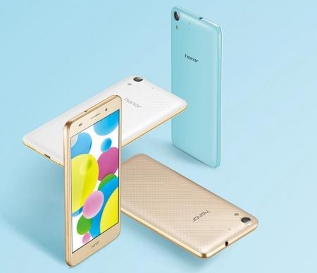 Huawei Honor 5A: доступный смартфон с поддержкой VoLTE
