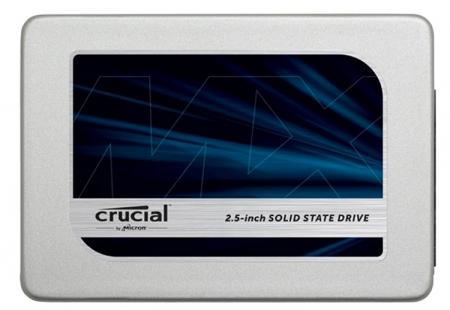 В семейство SSD-накопителей Crucial MX300 войдут модели ёмкостью до 1 Тбайт