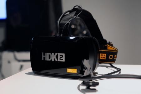 VR-шлем Razer HDR 2.0 всё ещё в процессе разработки