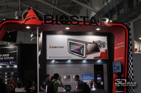 Computex 2016: мини-компьютер Biostar Racing P1 с чипом Intel Cherry Trail
