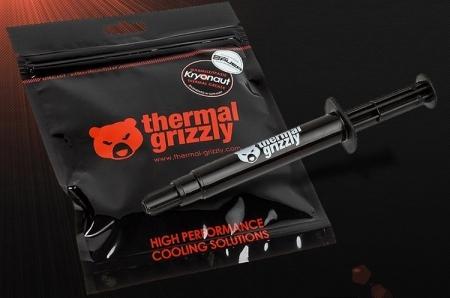 Высокоэффективная термопаста Thermal Grizzly поступила на российский рынок