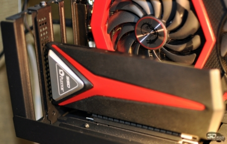 Computex 2016: Plextor демонстрирует недорогой SSD на PCIe, а также накопители на базе TLC-памяти SK Hynix