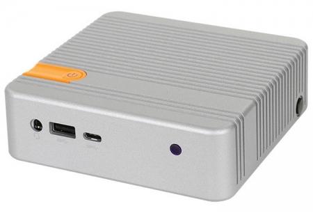 Неттоп Logic Supply CL100 имеет безвентиляторную конструкцию