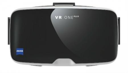Zeiss представила шлем виртуальной реальности VR ONE Plus