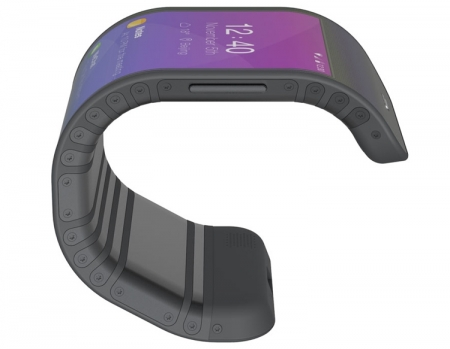 Lenovo Tech World: смартфон-браслет и гибкий планшет