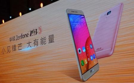 ASUS Zenfone Pegasus 3: смартфон в металлическом корпусе с 5,2″ дисплеем