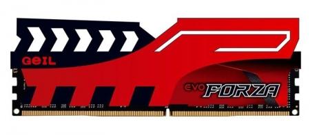 GeIL представила модули и комплекты памяти EVO Forza DDR4