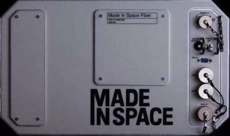 Сделано в космосе: на борту МКС планируется производство оптоволокна