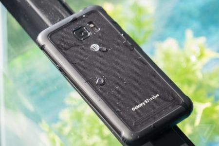 Samsung Galaxy S7 Active не прошёл тест на водонепроницаемость