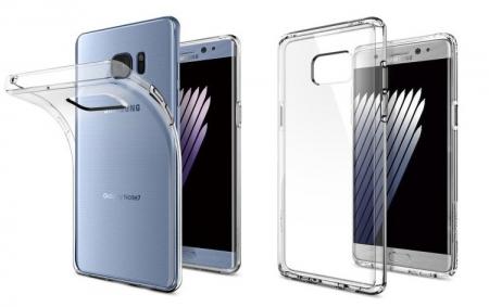 Аксессуары для Samsung Galaxy Note 7 замечены на сайтах ретейлеров
