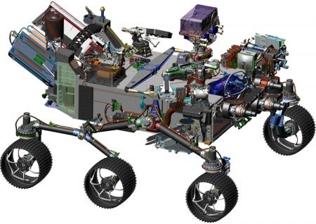 NASA готовится к созданию марсохода нового поколения