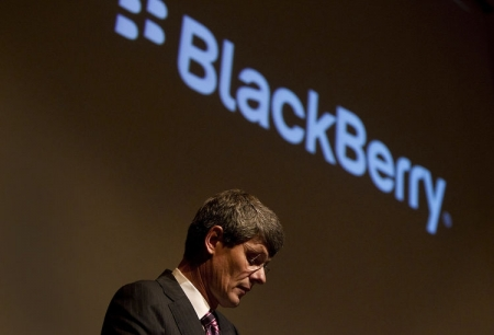 Бывшего главу BlackBerry уволили с поста гендиректора Powermat