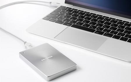 Внешние SSD-накопители IO Data SDPX-USC наделены портом USB 3.1 Gen2