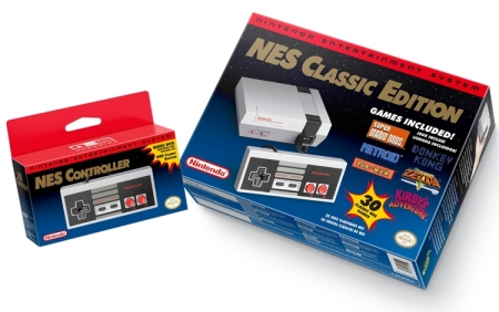 Nintendo Entertainment System: NES Classic Edition — возвращение легендарной консоли
