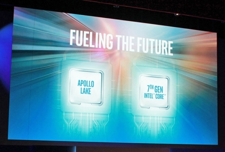 Новые сведения о мобильных процессорах Intel Kaby Lake