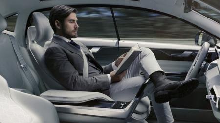В России предложены дорожные знаки для беспилотных автомобилей