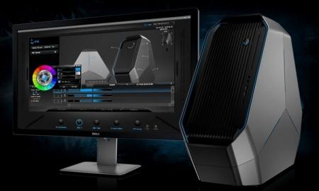 Dell ALIENWARE Area-51 могут оснащаться Intel Core i7-6950X