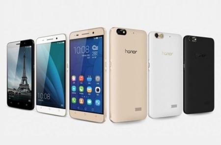 Huaweiувеличила продажи смартфонов в России в несколько раз