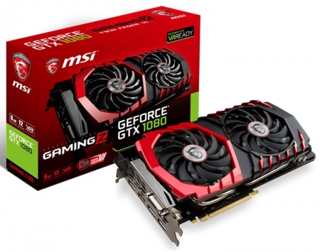 Видеокарты MSI GeForce GTX 1080/1070 Gaming Z 8G представлены официально