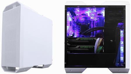 Анонсирован белый вариант корпуса RAIDMAX MONSTER II