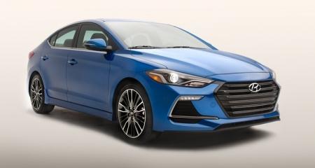 Hyundai Elantra Sport: «заряженный» седан с двигателем 1.6 Turbo GDI