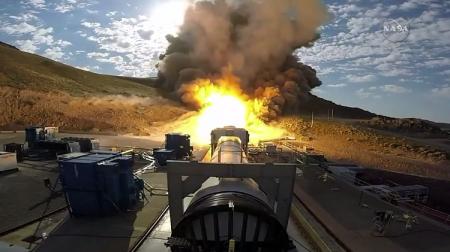 Ускоритель для запуска Orion успешно прошел испытание