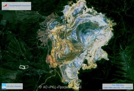 Фото дня: снимки высокого качества со спутника «Аист-2Д»