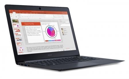 Acer TravelMateX349: бизнес-ноутбук с 14″ экраном FullHD