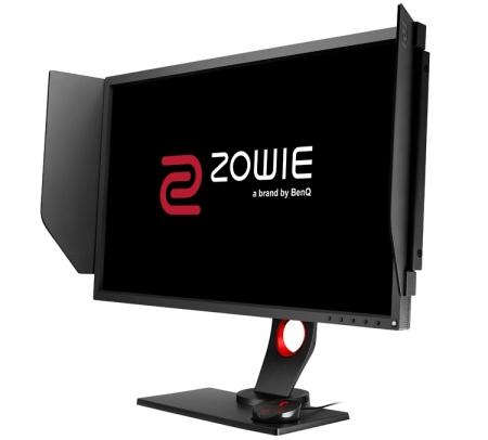 Монитор BenQ Zowie XL2735 адресован киберспортсменам