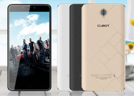 Фаблет Cubot Max с 6-дюймовым экраном выйдет в августе