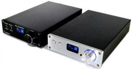 Цифровой аудиопроцессор FX-AUDIO D802J: японская экзотика