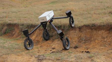 Видео дня: робот-пастух SwagBot