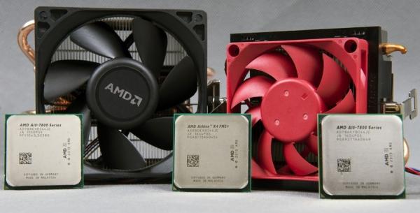 Нужно больше мегагерцев. Обзор процессоров AMD A10-7860K, A10-7890K и Athlon X4 880K