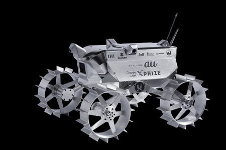 Suzuki поможет японской команде Google Lunar X Prize отправить ровер на Луну