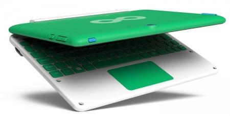 Ноутбук «два в одном» Infinity:One рассчитан на образовательную сферу