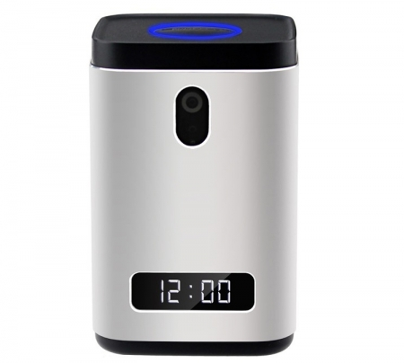 Мини-компьютер ECdream V6W похож на электронный будильник