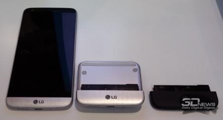 LG G5 не оправдал ожиданий
