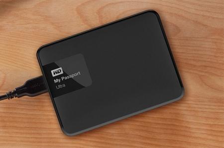 Western Digital обновила серию внешних HDD My Passport