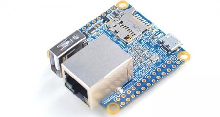 Крошечная плата для разработчиков NanoPi NEO получила чип Allwinner H3