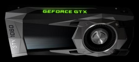 GeForce GTX 1060: данные о производительности от NVIDIA