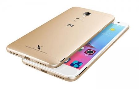 Смартфон ZTE Small Fresh 4 оснащён 5,2″ дисплеем Full HD