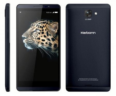 В комплект смартфона Karbonn Quattro L55 HD входит VR-шлем