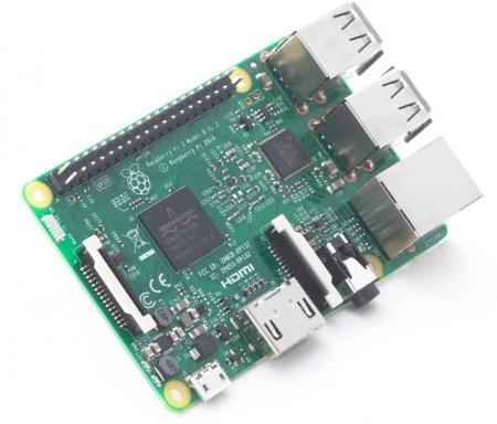 Raspberry Pi 3 Compute Module: сверхкомпактный микро-ПК